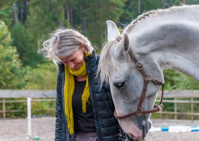 Anna Ullenius - Joy of being you through horses