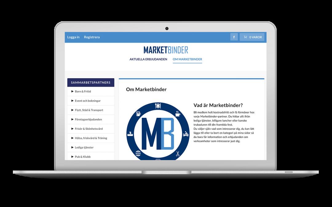 Marketbinder