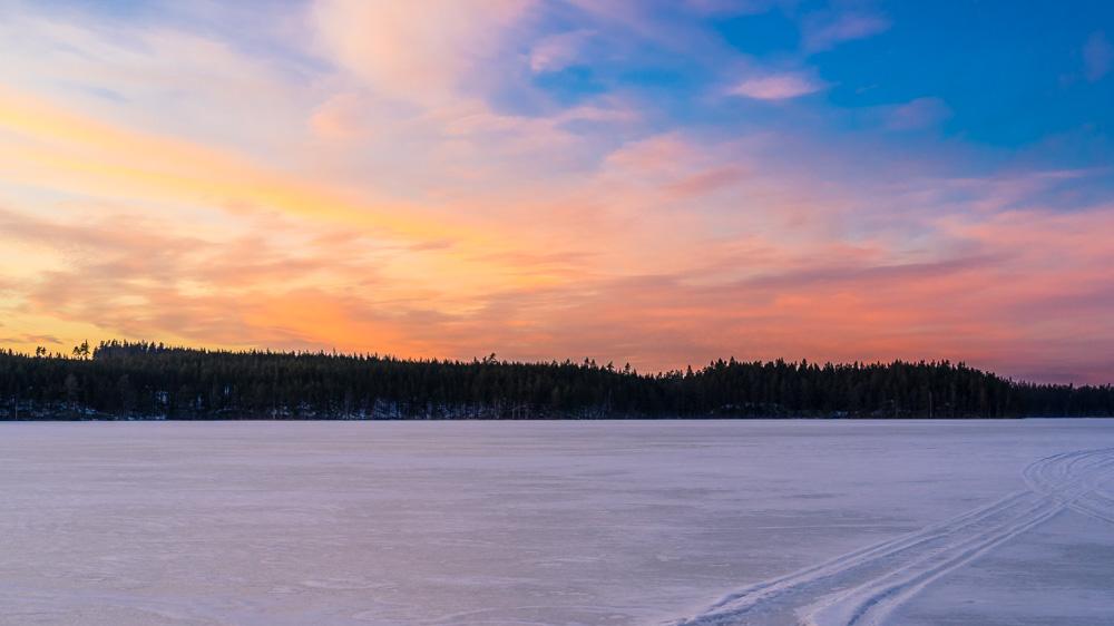 Vinter i Tiveden 2017/2018