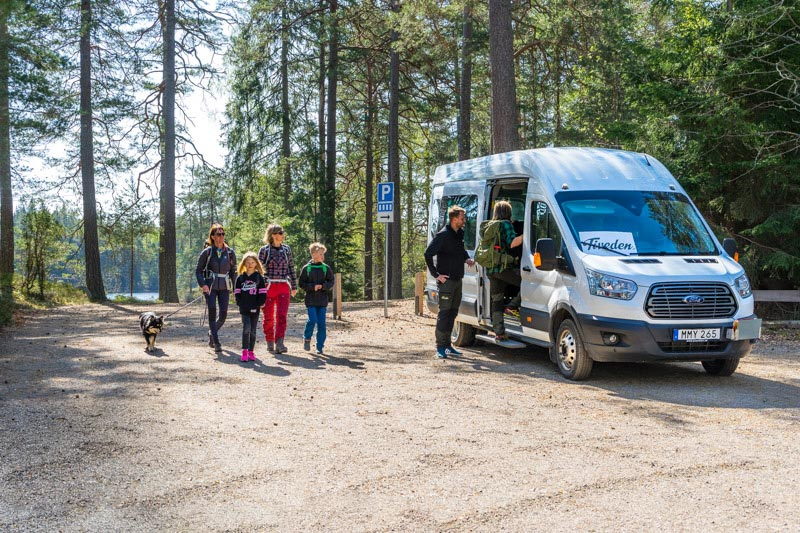 Tivedsbussen Laxå Kommun