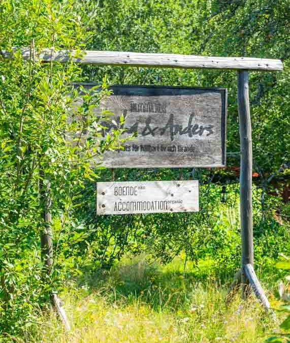 Fotografering – Hemma hos Martha & Anders