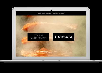 Tiveds Lanthandel & Luripompa